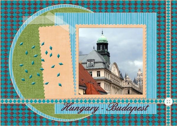 June 2016 - Hungary-Budapest