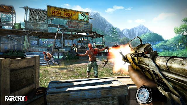 Far Cry 3 ' den Yeni Bilgiler !