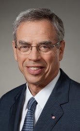 The Honourable Joe Oliver, Minister of Finance.