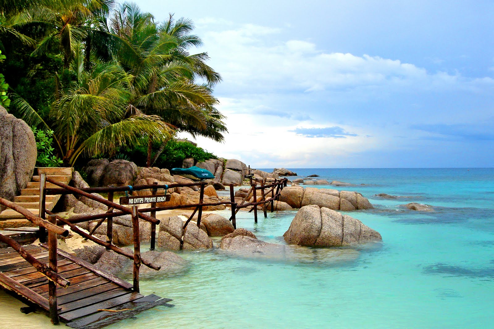 Koh tao thailand travel info and travel guide tourist for Hotels koh tao