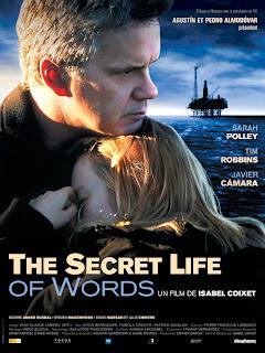 Cartel oficial de 'La vida secreta de las palabras'