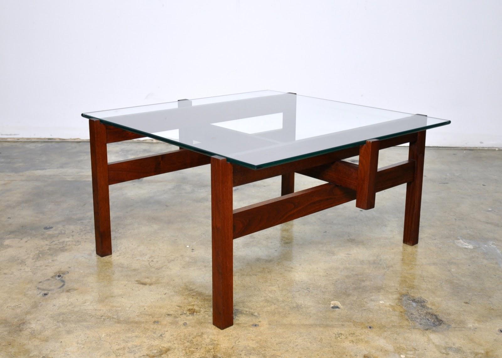 Henning Norgaard Komfort Style Teak U0026 Glass Coffee, Side Or End Table
