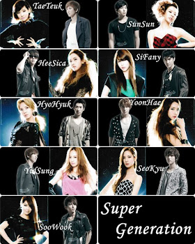 SuperGeneration Couple