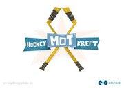 Jeg støtter hockey mot kreft