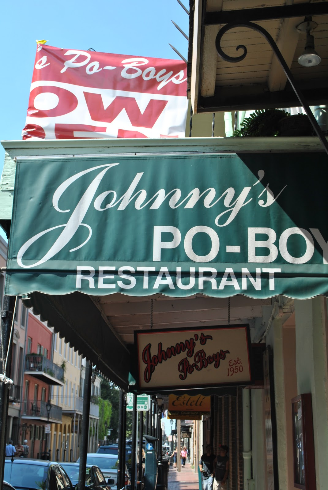 Johnnys Po Boys