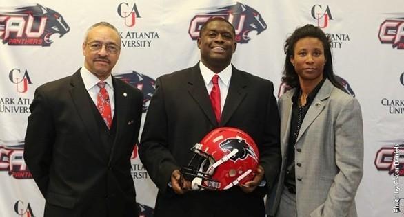 Weston named head football coach at clark atlanta university