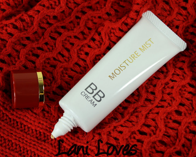 Moisture Mist BB Cream Swatches & Review