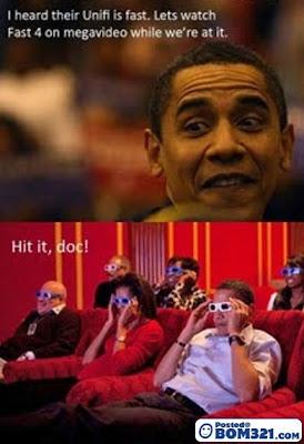Obama Kecewa Laman Download Disekat