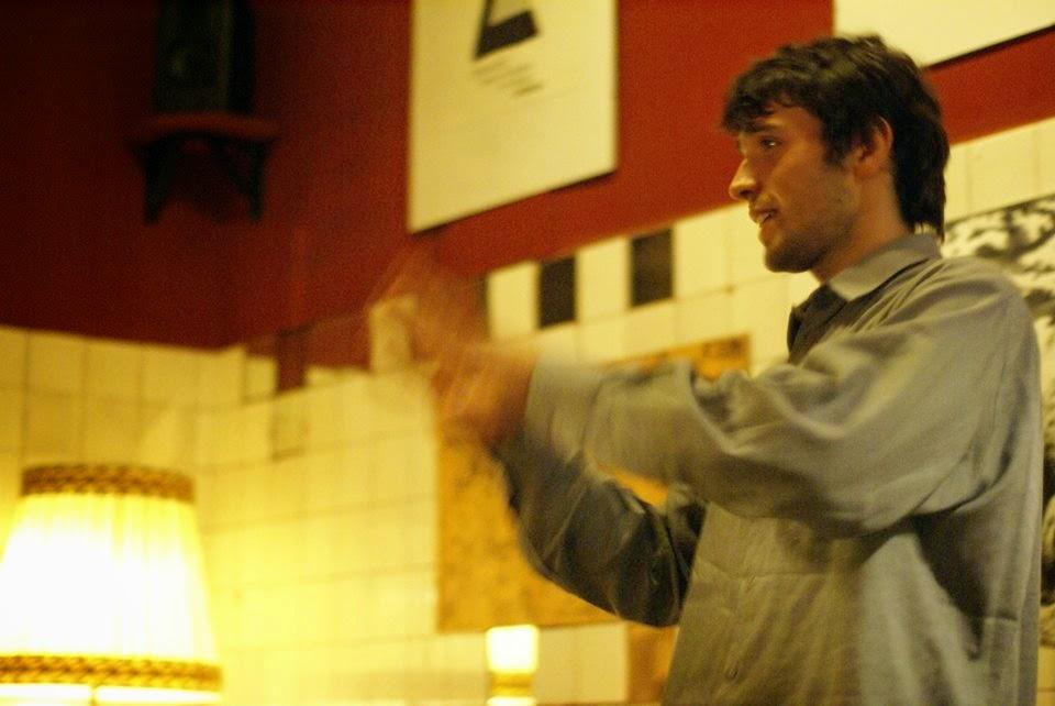Praca z publicznością, Jak zachowywać się przed publicznością, Storytelling, interakcja z publicznością, Mateusz Świstak, Baśnie na Warsztacie