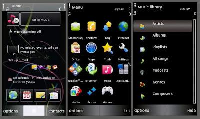 Symbian s60 theme s60 v5