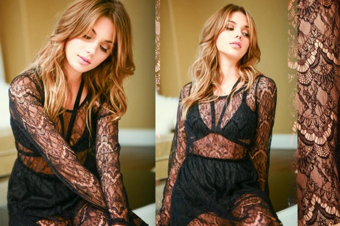 Love Culture 'Truly Madly Deeply' January 2015 Lookbook featuring Terra Jo Wallance