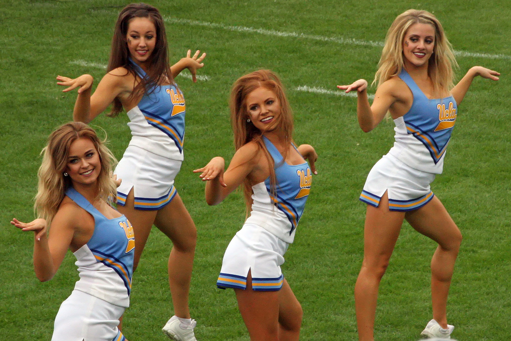 Liberally Lean From The Land Of Dairy Queen: UCLA ...