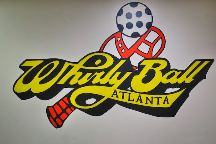 what is whirlyball