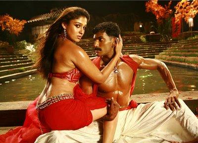 Vishal & Nayanthara 1