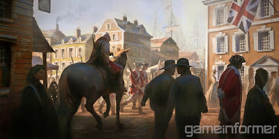 Arte Assassin's Creed III