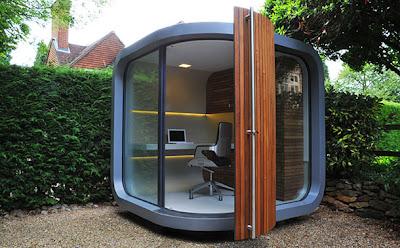 beautiful office - modern design