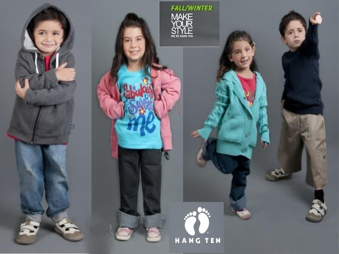 Hang Ten Winter Collection 2011-2012 for Men, Women and Children | Fall Winter Make Your Style Collection 2011-12 by Hang Ten