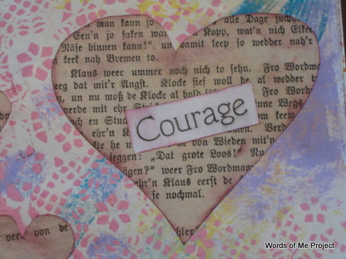 courage and its many forms If you are a courageous person, you face danger or stand up against the odds  without  the adjective courageous derives from the old french word corage,   all sourcesfictionarts / culturenewsbusinesssportsscience / medtechnology.