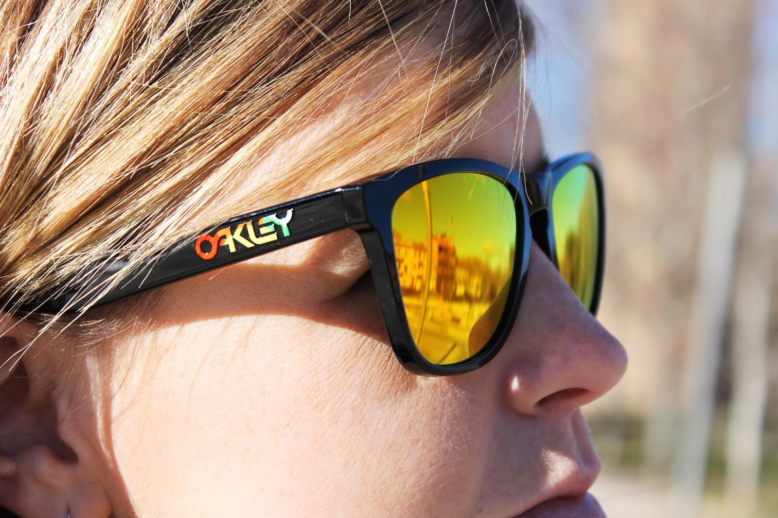 Gafas Oakley Espejo
