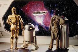 """Star Wars - Episódio V """"O retorno de Jedi"""" (1980)"""