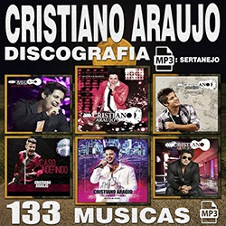 Capa Discografia Cristiano Araujo Torrent