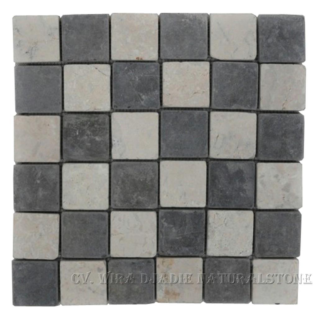 Welcome To CV Wira Djadie Naturalstone - Mosaik fliesen 5x5cm
