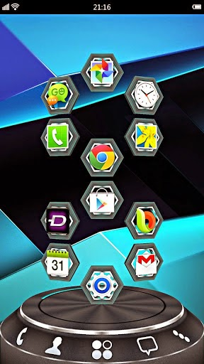 Next Launcher 3D Shell 3.1