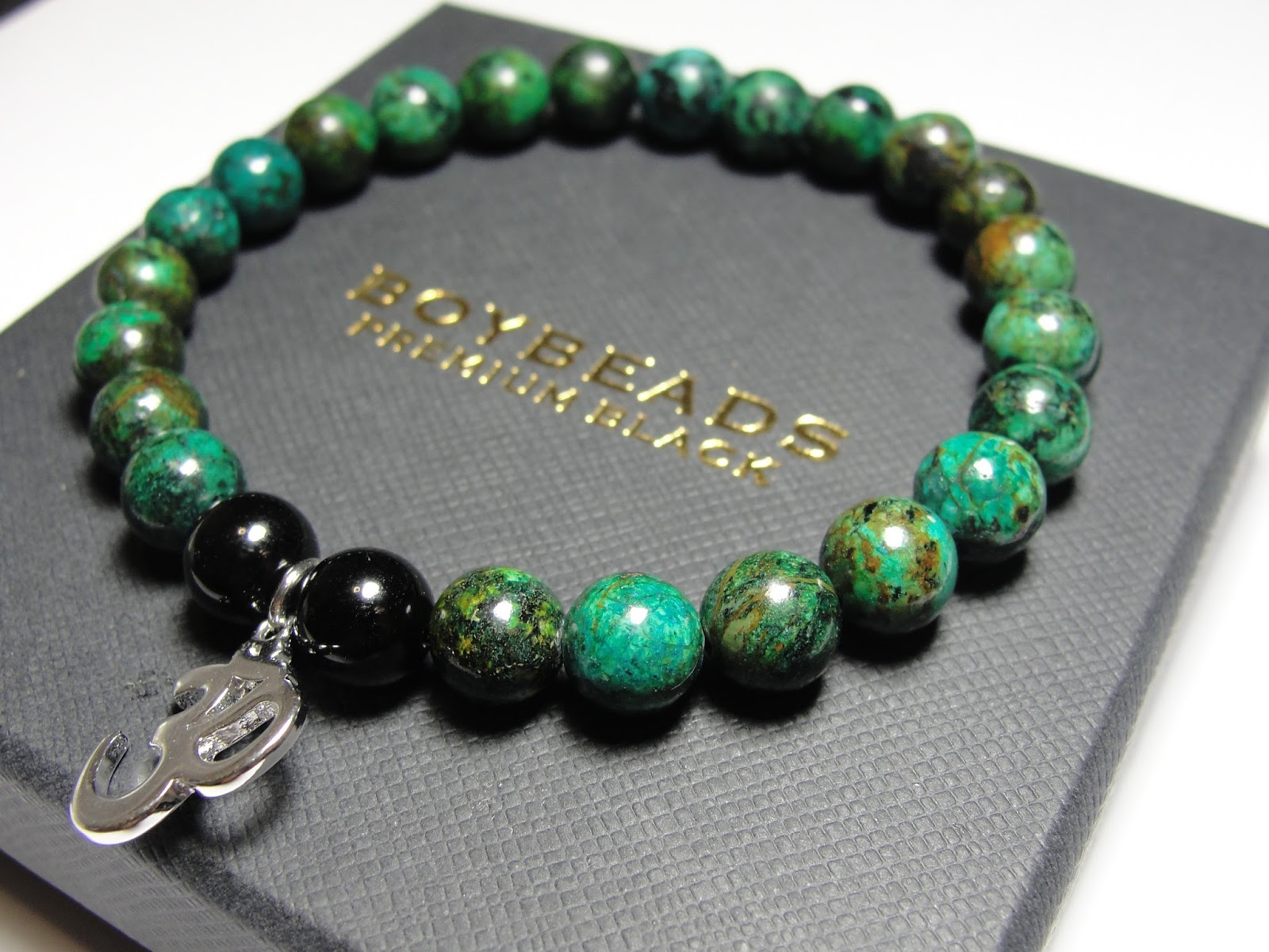 Boybeads Custom Beaded Bracelets For Men New York, Ny