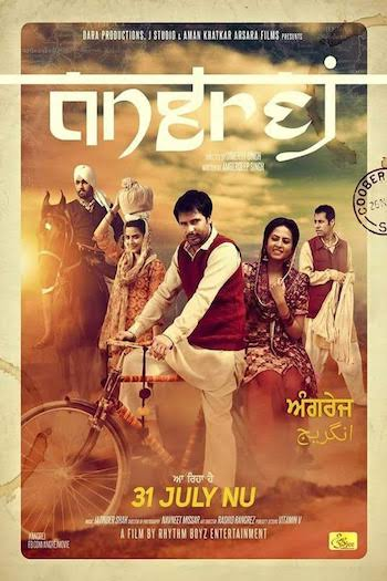 Angrej 2015 Punjabi Full Movie Download