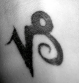 Capricorn Symbol Tattoo - Zodiac Sign Tattoos