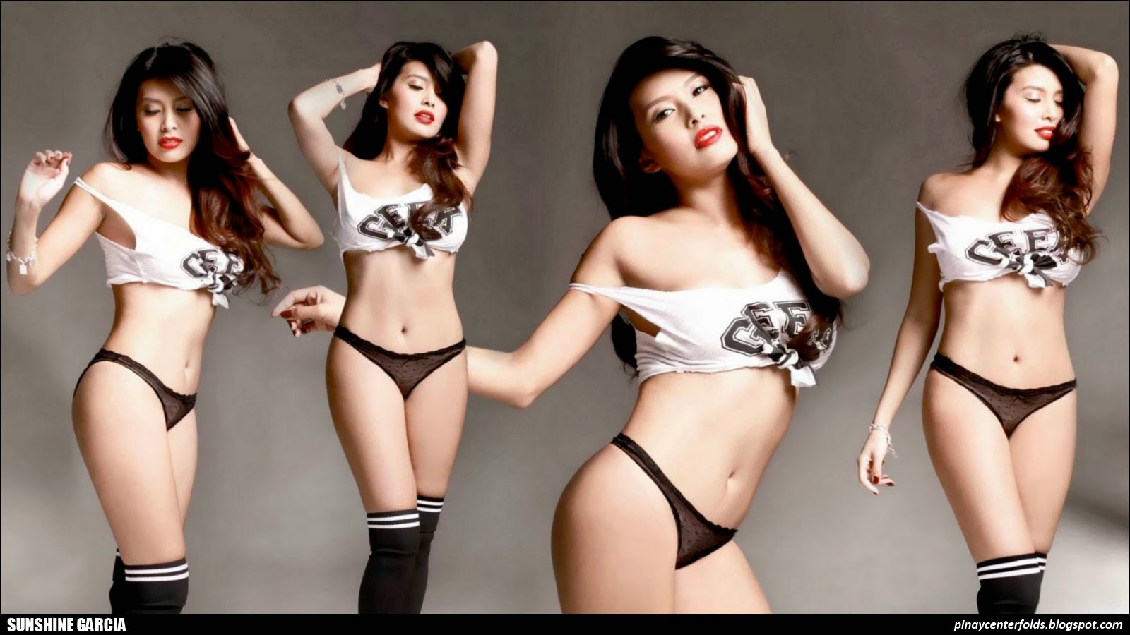 Sunshine Garcia In FHM 1