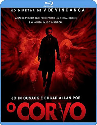 Filme Poster O Corvo BDRip XviD Dual Audio & RMVB Dublado