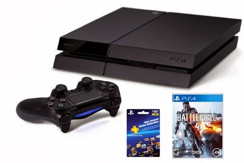 Cheapest PlayStation 4 Battlefield 4 Launch Day Bundle
