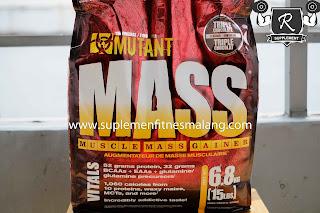 Jual Mutant Mass