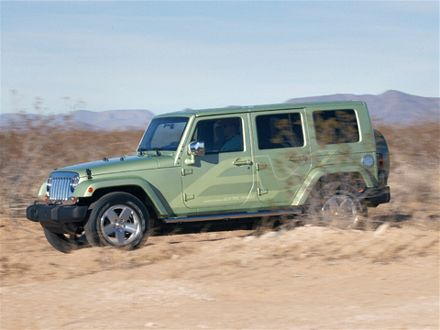 jeep wrangler owners manual 2010