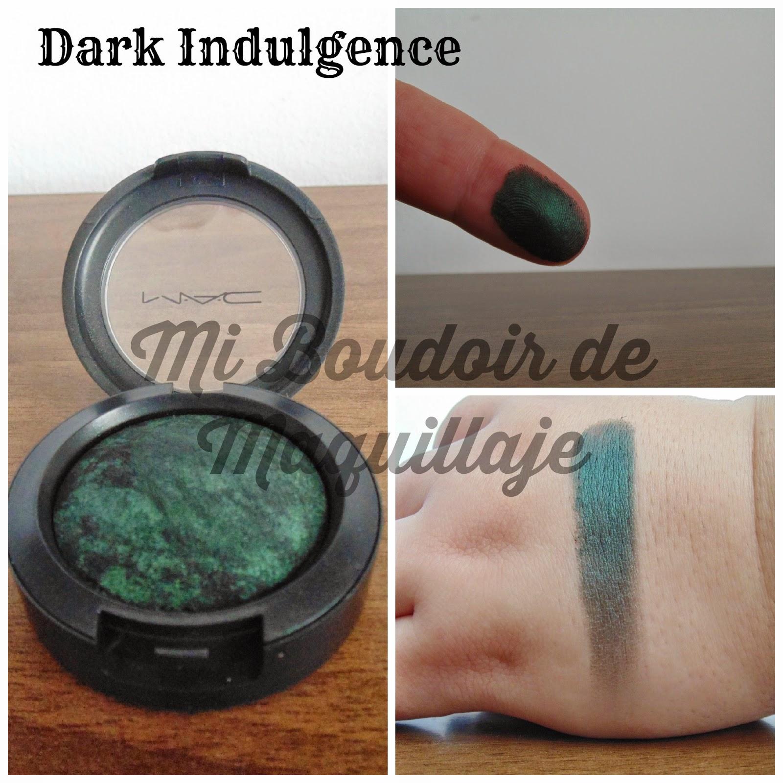 Dark Indulgence Mac Semi Precius
