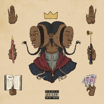 "LITTLE SIMZ ""AGE 101: DROP X"""