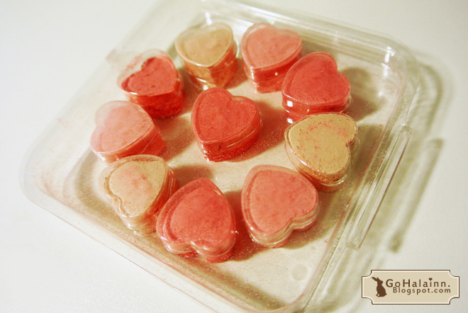 Etude House Etoinette Heart Blusher #PK001 Pink Petal Kiss Review
