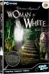 Victorian Mysteries Woman In White-JAGUAR