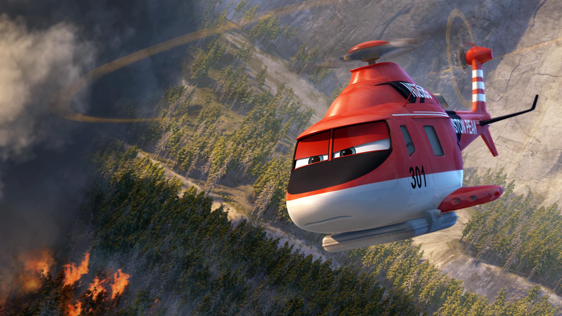 Planes Fire Rescue Blade Ranger Wallpaper HD