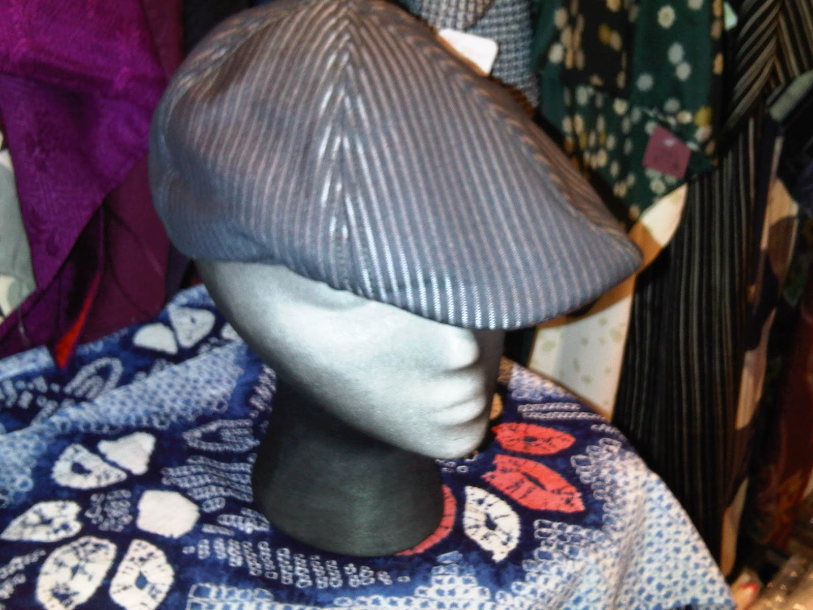 Hunting or Driver Duckbill Cap from The Hat House NY 347-640-4048