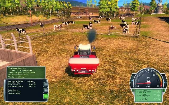 Professional Farmer 2014 PC Game