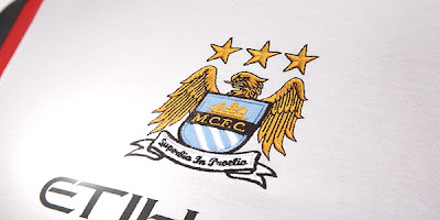 Manchester City presented the design of the form on wich ''citizens'' will carry out their home games in 2012-13 season.