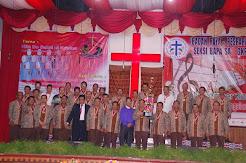 HASIL PESPARAWI SEKSI BAPA GKPS SE INDONESIA