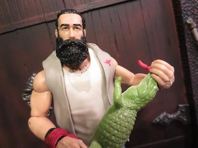 Luke Harper Vest Mattel Elite Accessories for WWE Wrestling Figures