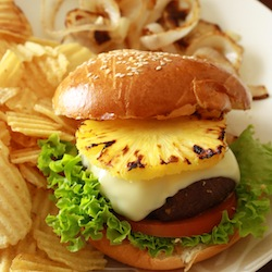how to make the best jamaican jerk burger?
