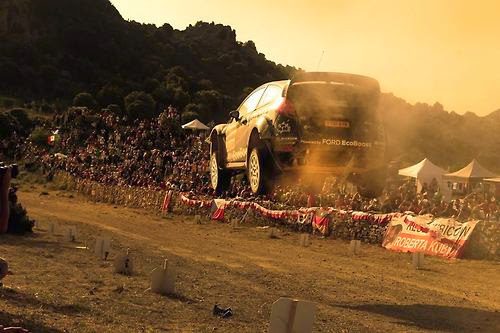WRC ... Latvala ... nooo!