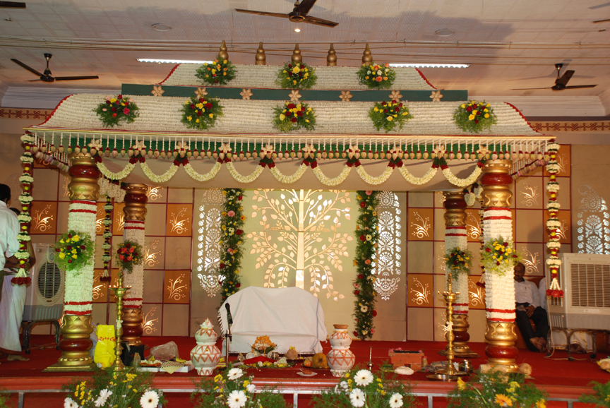 Wedding Stage Decorators Birthday Event Organizers In Coimbatore Balloon Decorations Manavarai