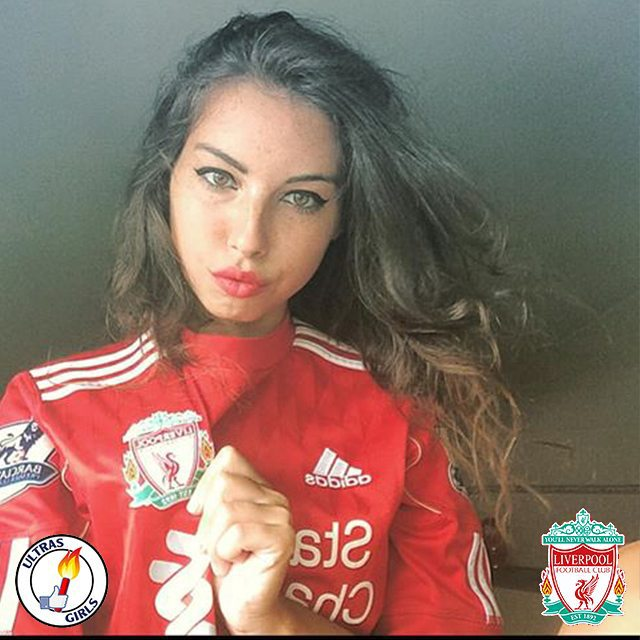 Sexy girl in liverpool kit, jane darling nude tits