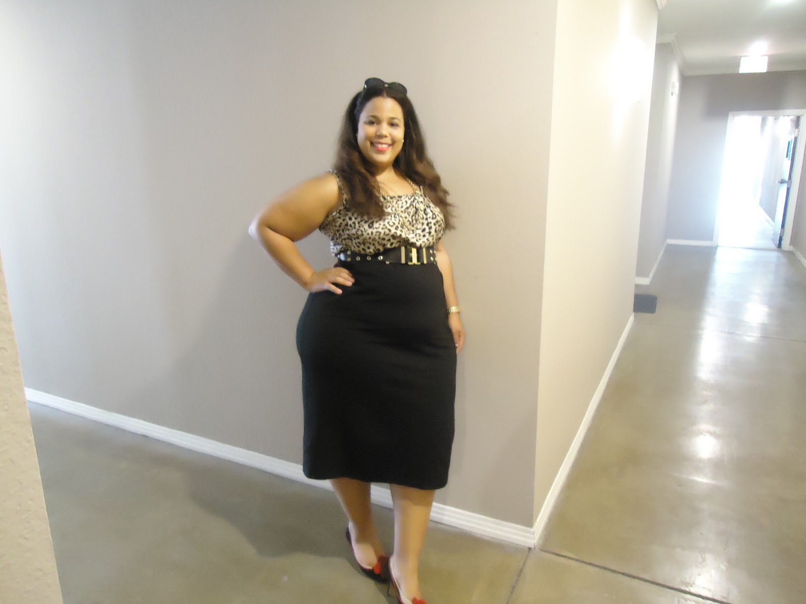 Plus size clothing, plus size skirt, Talbots, Saks